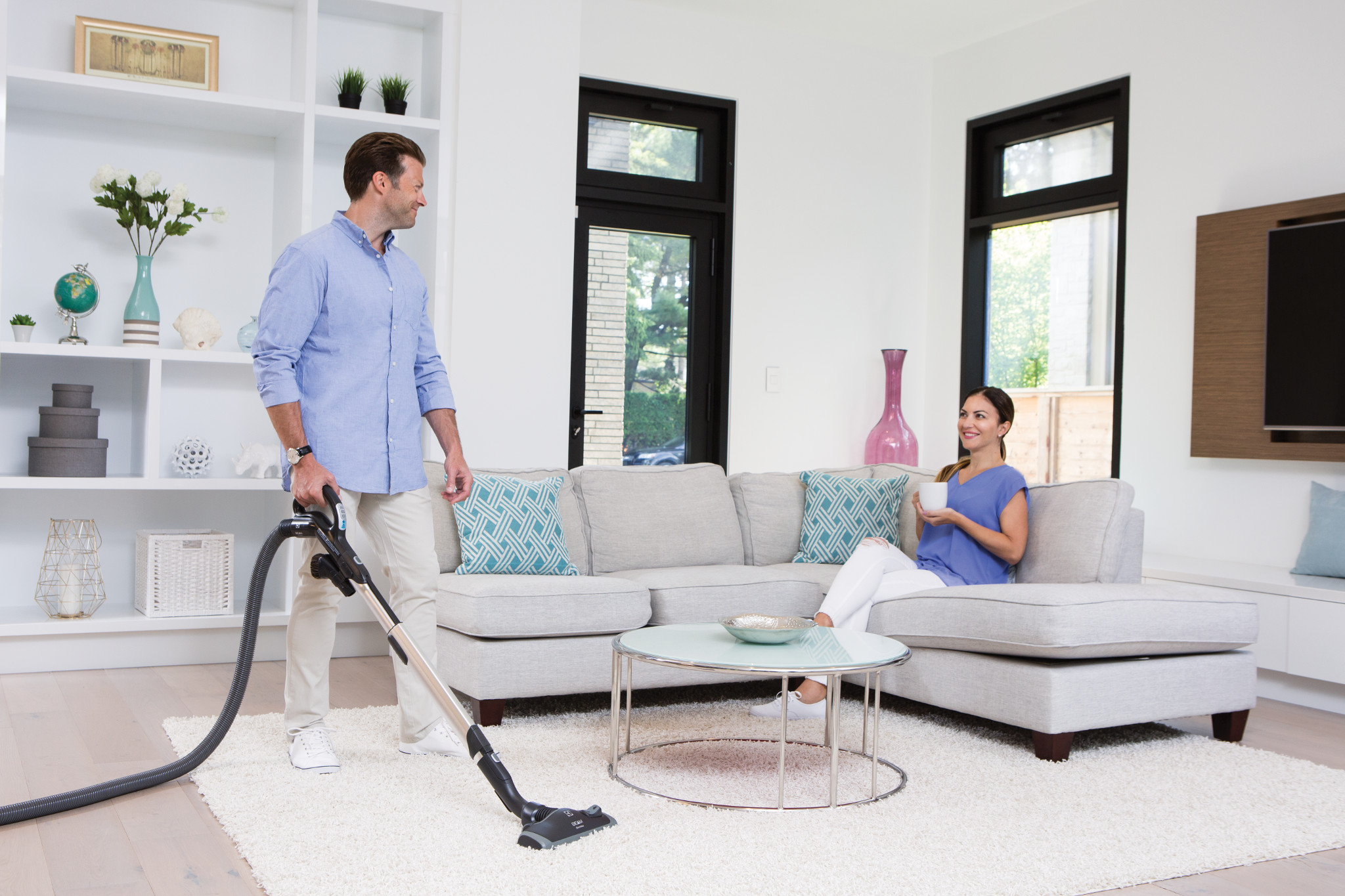 5 Ways Using A Central Vacuum Can Change Your Life
