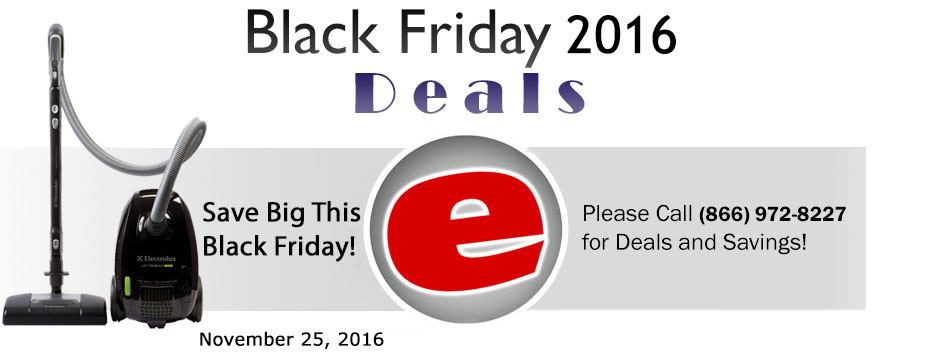 Black Friday Vacuum Deals