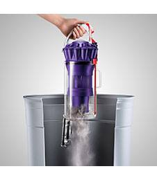 how to clean dyson dc65 cyclone