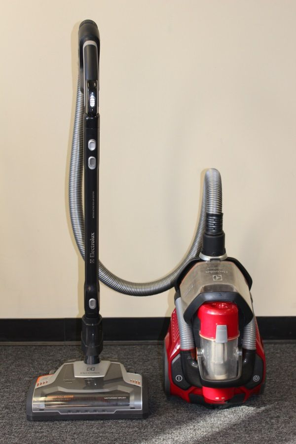 electrolux el4335a ultraflex bagless canister vacuum see more at