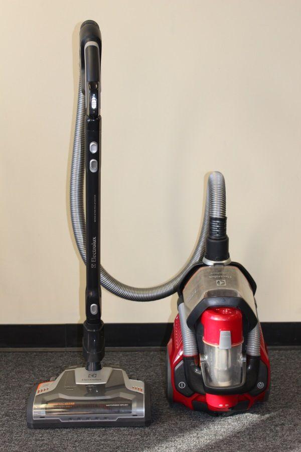 electrolux el4335a ultraflex bagless product review evacuumstore. Black Bedroom Furniture Sets. Home Design Ideas