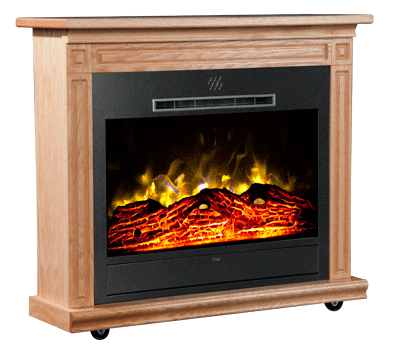 Heat Surge Roll-n-Glow EV-4 Touch - Light Oak