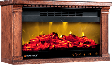 HeatSurge Amish Efficiency Plus Widescreen