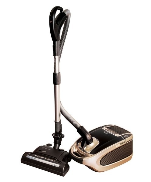 JohnnyVac XV10 Plus XCLUSIV Canister Vacuum Cleaner