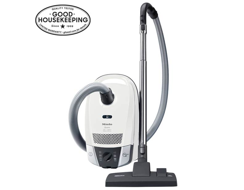 Miele Compact C2 Quartz Canister Vacuum Cleaner