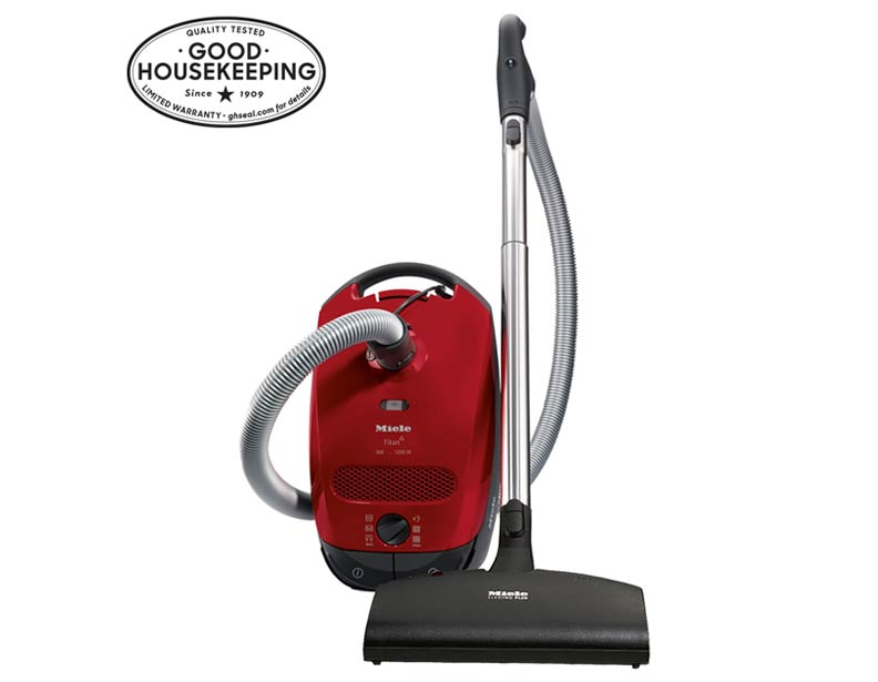 Miele Classic C1 Titan HEPA Canister Vacuum Cleaner