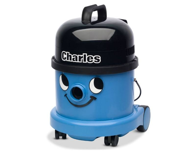 Numatic Charles Canister Vacuum