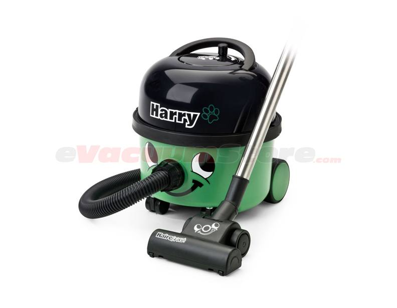 Numatic Harry Canister Vacuum