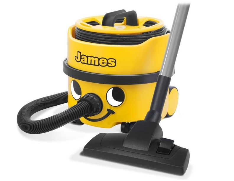 Numatic James Canister Vacuum