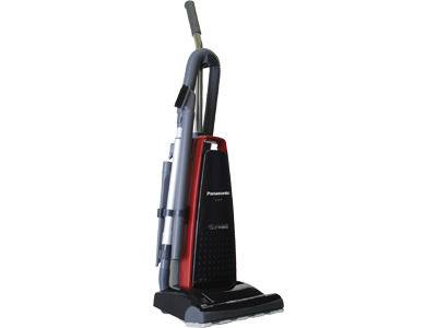 Panasonic Platinum Upright Vacuum Cleaner with Quiet Force Technology