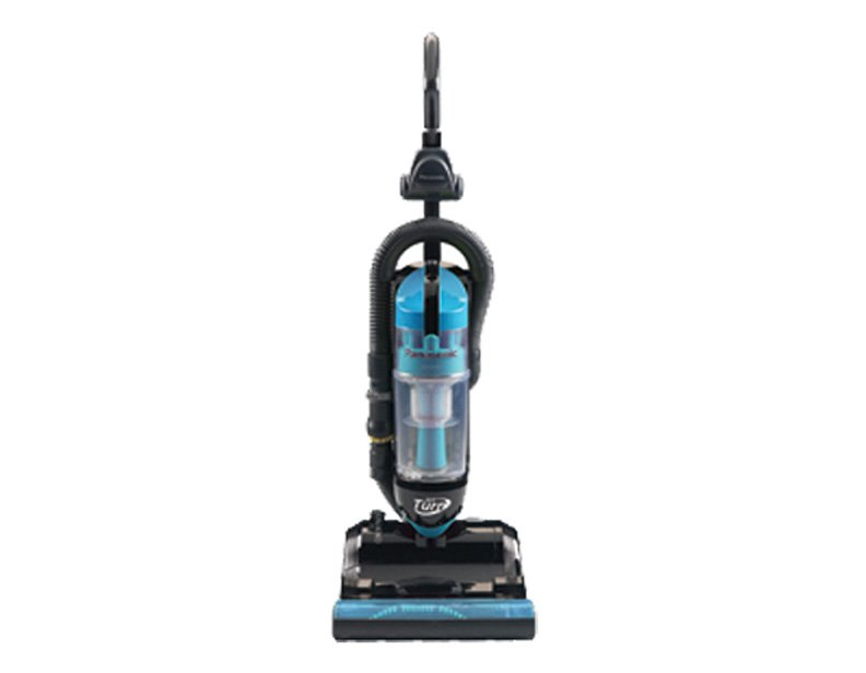 Panasonic Bagless Upright Vacuum Cleaner with Swivel Steering