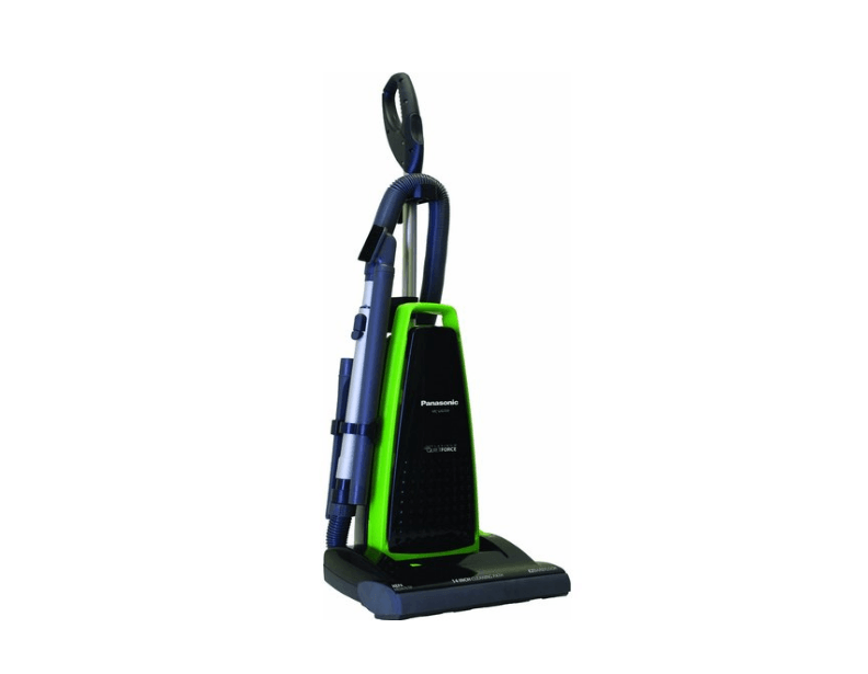 Panasonic Platinum QuietForce Upright Vacuum MC-UG729