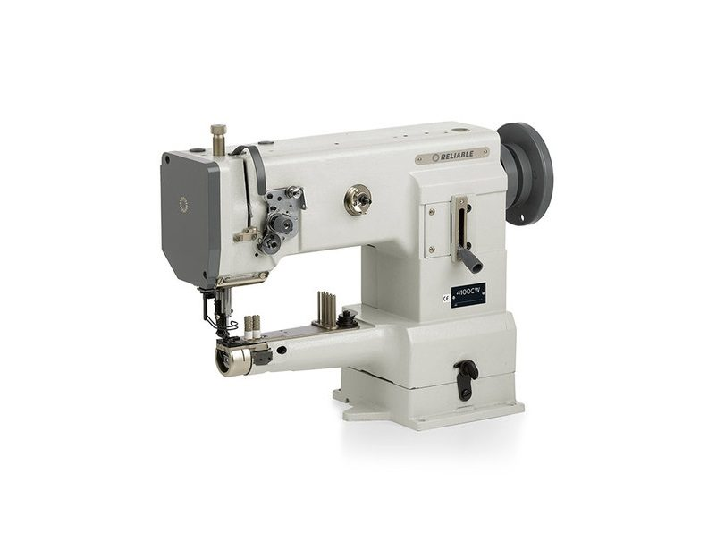 Reliable 4100CW Small Cylinder Walking Foot Sewing Machine
