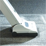 Use your SEBO vacuum cleaner to pick up the cleaning powder once it is dry after 30-60 minutes