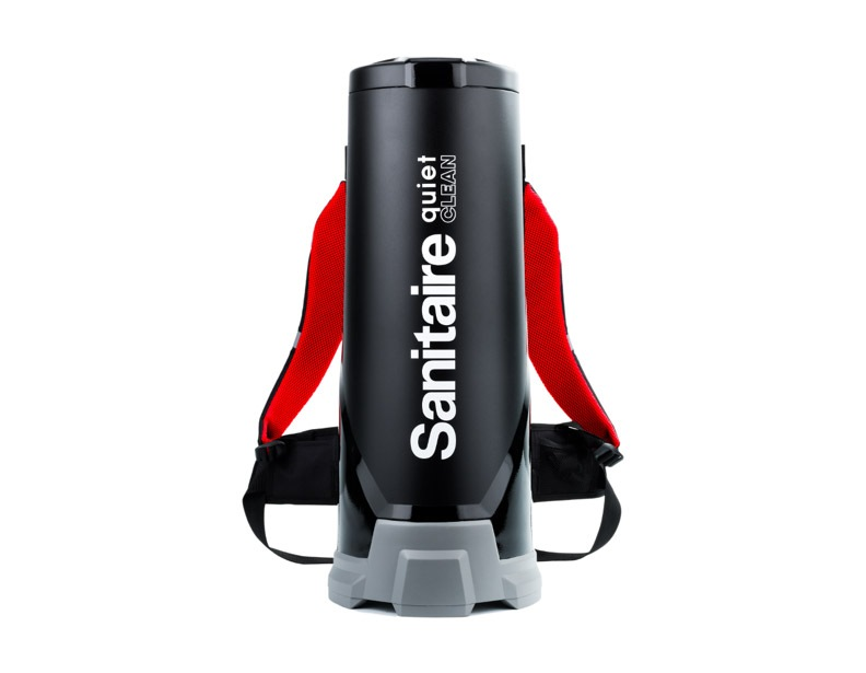 Sanitaire Quiet Clean 10-Quart Backpack Vacuum SC530A