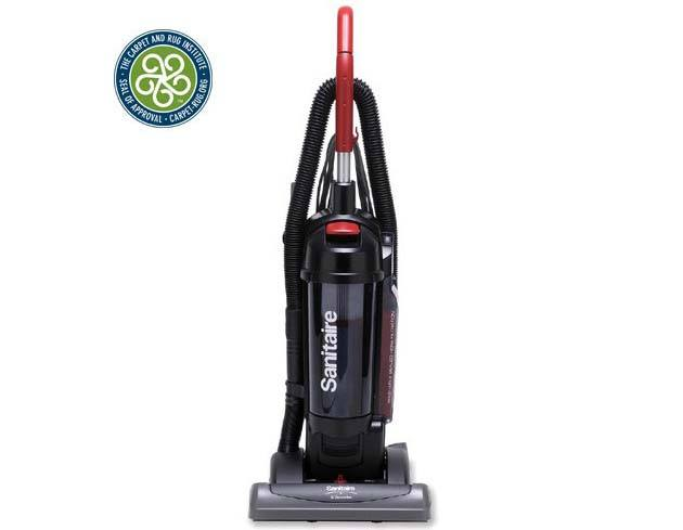 Sanitaire By Electrolux SC5845B Bagless HEPA Upright Vacuum