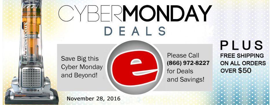 Cyber monday vacuum deals 2018