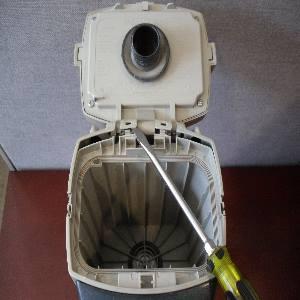 electrolux vacuum repair
