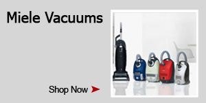 Cyber Monday Miele Vacuums