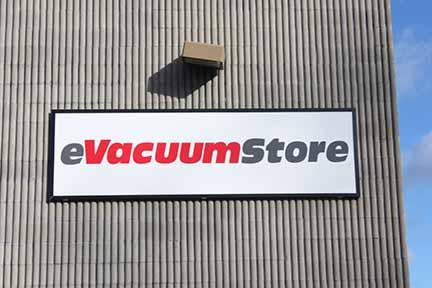eVacuumStore logo