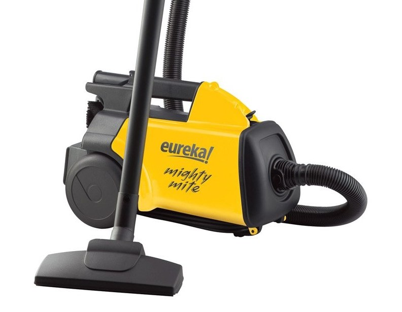 Eureka The Boss Mighty Mite Canister Vacuum 3670G