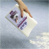 The SEBO Duo-P cleaning powder helps to lift stains from carpets and upholstery.