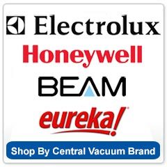 Central Vacuum Brands