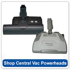 Central Vacuum Powerheads