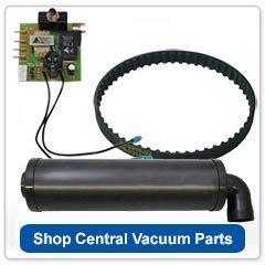 Central Vacuum Parts