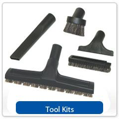 Vacuum Cleaner Attachment Tool Kits