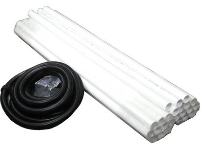PVC Pipe and Garage Kit
