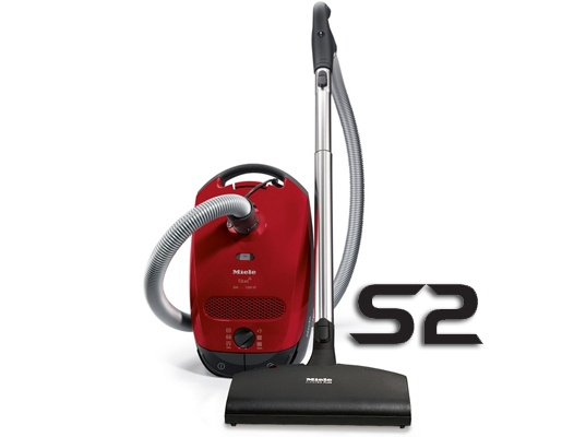 Miele S2 Series Canister Vacuums
