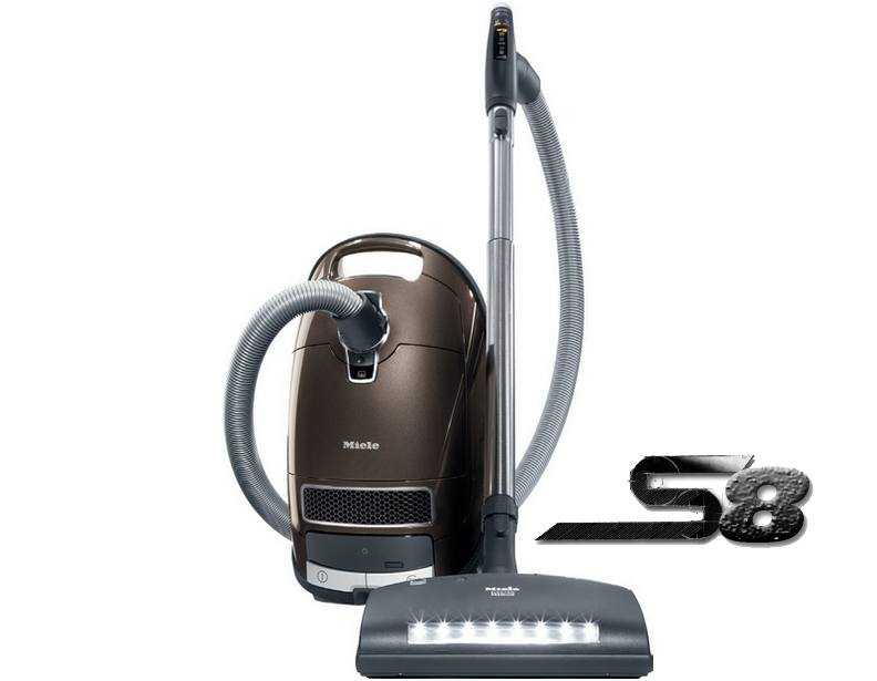 Miele S8 Series Canister Vacuums