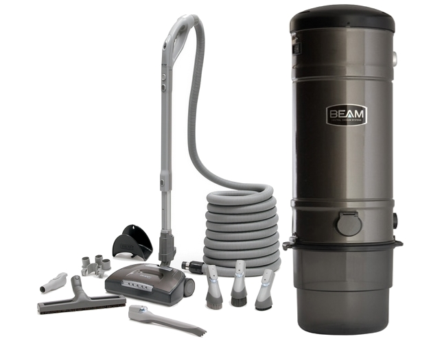Beam Central Vacuum System Packages