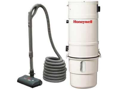 Honeywell Central Vacuum System Packages