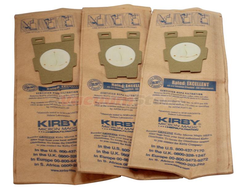 Kirby Vacuum Cleaner Bags Evacuum