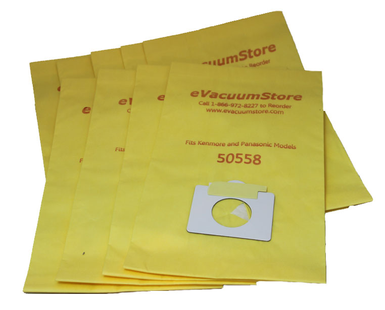 Kenmore Vacuum Cleaner Bags Packs Evacuumstore Com