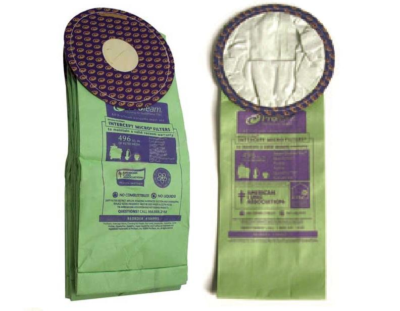Proteam 6 Quart Vacuum Bags