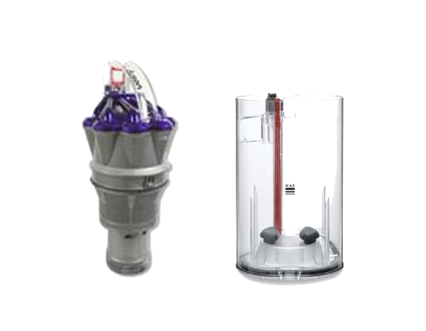Dyson DC17 Cyclone & Bin Assembly Parts