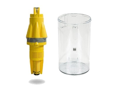 Dyson DC07 Bin and Cyclone Assembly Parts