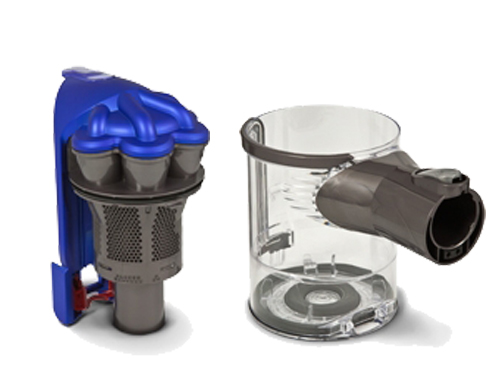Dyson DC35 Cyclone and Bin Assembly Parts