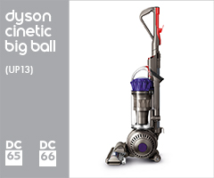 Dyson Cinetic Big Ball Animal Parts List