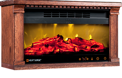 Compare HeatSurge Electric Fireplaces