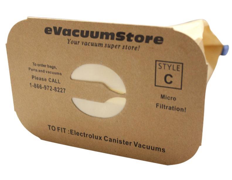 Aerus Generic Style C Vacuum Bags 50 Pack Evacuumstore Com