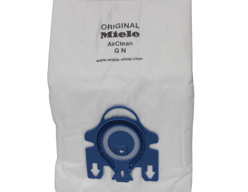 4 x MIELE GN Dust Bag Genuine Hyclean Bags Original TT5000 TT 5000 Cat /& Dog