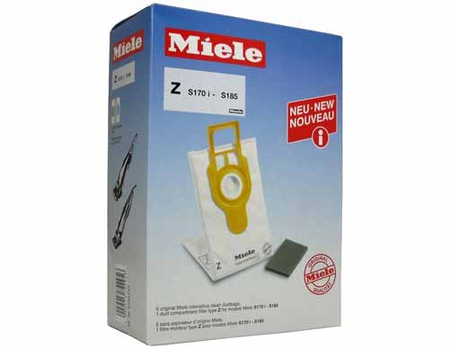 Miele IntensiveClean Filter Bags Type Z