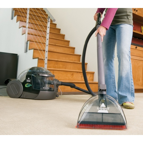 Bissell Big Green Complete Canister Vacuum Evacuumstore Com