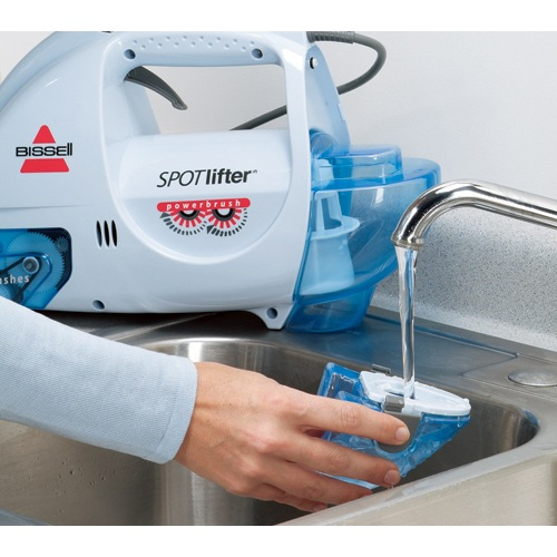bissell portable spot cleaner manual