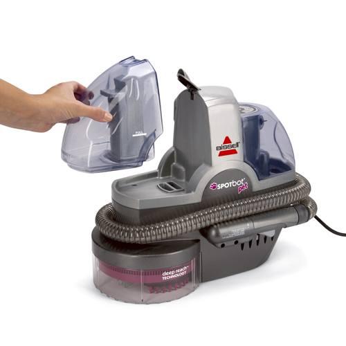 Bissell Spotbot Pet Steamer Evacuumstore Com