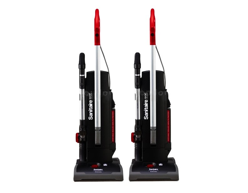 Sanitaire Commercial Upright Vacuum SC9180 Twin Pack